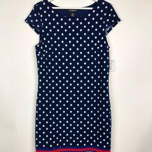 Women's LIZ CLAIBORNE Sheath Dress Size M